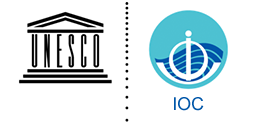 UNESCEO and IOC logos